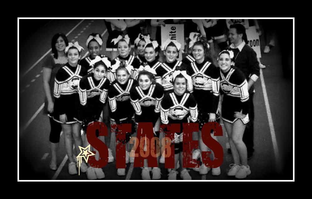 CIAC/CAS State Cheerleading Championship 2008