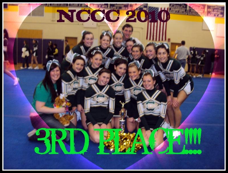 NCCC Cheer Championships 2010