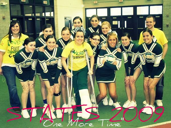 CIAC/CAS State Cheerleading Competition - 2009